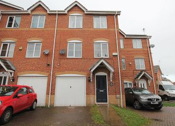 Thumbnail 3 bed terraced house to rent in Templewaters, Kingswood, Hull
