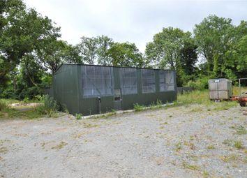 Thumbnail Commercial property for sale in Newlands Farm Cross, North Tawton, Okehampton