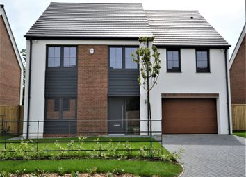 Thumbnail 4 bed detached house for sale in Maple Gardens, Milton, Abingdon