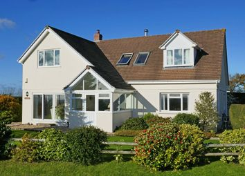 Thumbnail 4 bed detached house for sale in Staddon Road, Holsworthy