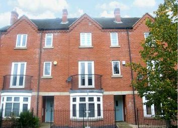 Thumbnail 4 bedroom town house to rent in Eagle Way, Hampton Vale, Peterborough