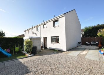 Thumbnail 2 bed end terrace house for sale in 9 Kintail Grove, Forres