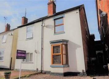 Thumbnail 3 bed semi-detached house for sale in Lorne Street, Kidderminster