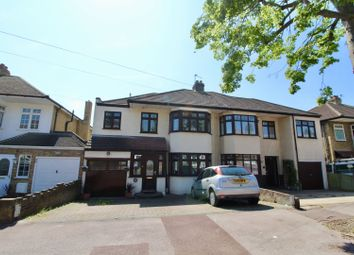 Thumbnail 4 bed semi-detached house for sale in Valentines Way, Romford