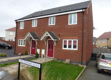 Thumbnail 3 bed semi-detached house to rent in Cheltenham Road, Corby