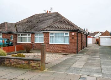 Thumbnail 2 bed bungalow for sale in Fylde Road, Southport