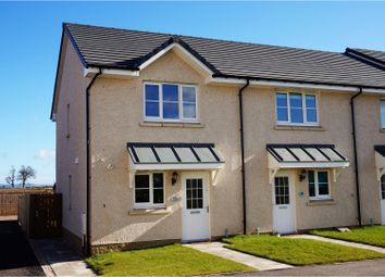 Thumbnail 2 bed terraced house for sale in Benton Road, Auchterarder