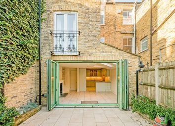 Thumbnail 5 bedroom terraced house to rent in Tabor Road, London