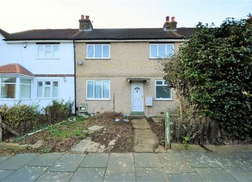 Thumbnail 3 bedroom terraced house to rent in Franklin Road, Bexleyheath, Kent