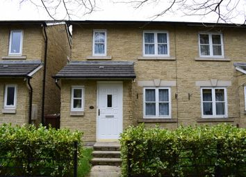Thumbnail 3 bed end terrace house for sale in Frobisher Approach, Plymouth
