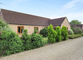 Thumbnail 3 bedroom detached bungalow for sale in Bide A Wee Close, Brookville, Thetford