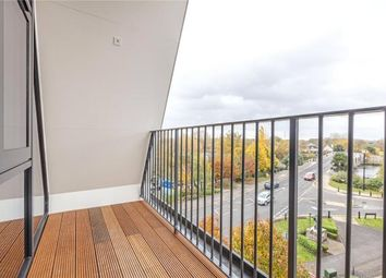 Thumbnail 1 bed flat to rent in 120 Bridge Road, Chertsey