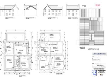Thumbnail 3 bedroom semi-detached house for sale in Churchgate Way, Terrington St. Clement, King's Lynn