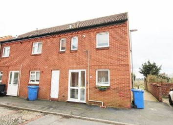 Thumbnail 3 bed semi-detached house for sale in Tunstall Close, Norwich