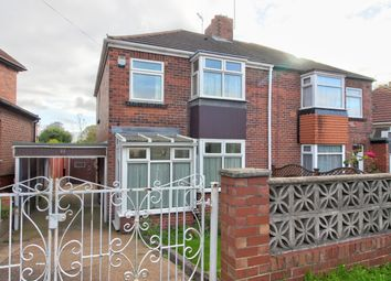 Thumbnail 3 bed semi-detached house for sale in Clough Road, Hoyland, Barnsley