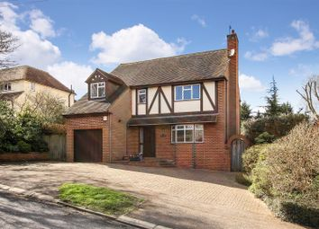 Thumbnail 3 bed detached house for sale in Hall Park, Berkhamsted