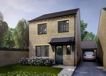 Thumbnail 3 bed detached house for sale in Plot 1, Howarth Gardens, Old Guy Road, Queensbury