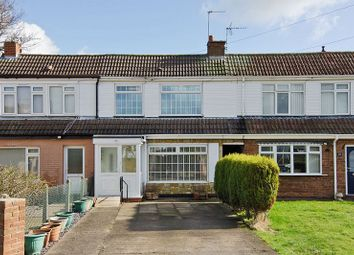 Thumbnail 3 bed terraced house for sale in Handsacre Crescent, Armitage, Rugeley