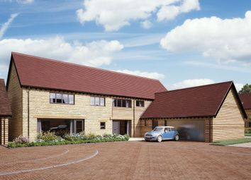 Thumbnail 5 bed detached house for sale in Park Farm Place, Northmoor, Near Standlake.