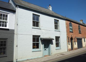 Thumbnail 3 bedroom terraced house to rent in Chard Street, Axminster, Devon