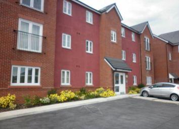 Thumbnail 2 bedroom flat to rent in Speakman Way, Prescot