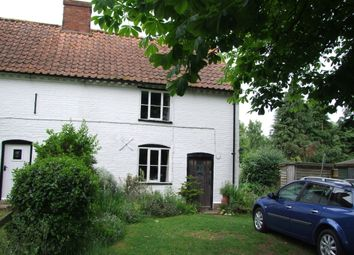 Thumbnail 3 bed end terrace house for sale in Benhall Green, Benhall, Saxmundham