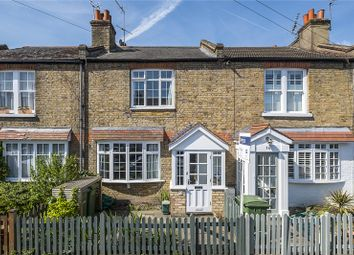 Thumbnail 2 bed terraced house for sale in Kings Road, Long Ditton, Surbiton, Surrey