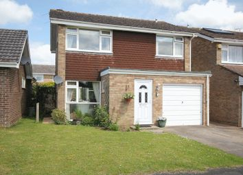 Thumbnail 4 bed detached house for sale in Willow Avenue, Fordingbridge