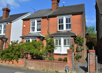 Thumbnail 2 bed semi-detached house for sale in Woking Road, Guildford