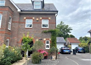 Thumbnail 3 bed semi-detached house for sale in The Mallards, Langstone, Havant