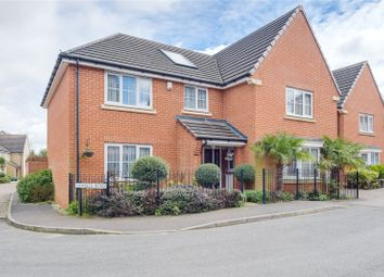 Thumbnail 5 bedroom detached house for sale in Cawbeck Road, Little Canfield, Dunmow, Essex
