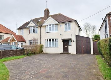 Thumbnail 3 bed semi-detached house for sale in Cudham Lane North, Orpington