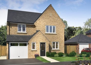 Thumbnail 4 bed detached house for sale in The Melbourne At Oaklands Park, Wyaston Road, Ashbourne