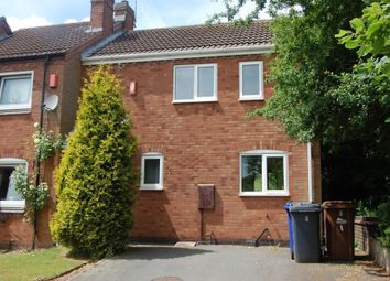 Thumbnail 2 bed property to rent in Wedgewood Close, Brizlincote Valley, Burton Upon Trent, Staffordshire