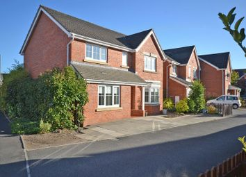 Thumbnail 4 bed detached house for sale in Spacious Modern House, Brigantine Way, Newport