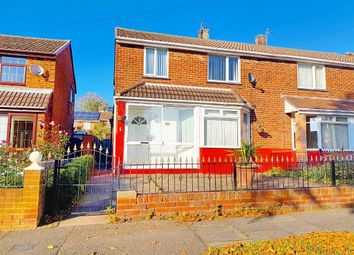 Thumbnail 3 bed semi-detached house for sale in Lime Tree Road, Walsall, West Midlands