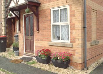 Thumbnail 2 bed flat to rent in Cuckoos Rest, Telford