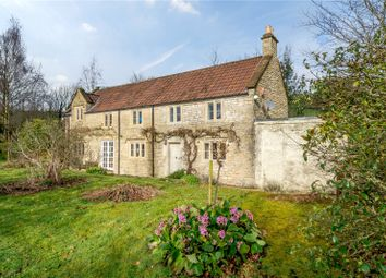 Thumbnail 4 bed detached house for sale in Lower Hamswell, Bath