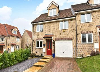 Thumbnail 4 bed end terrace house for sale in Sutton Heights, Maidstone