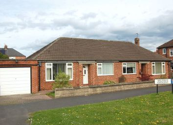 Thumbnail 2 bed semi-detached bungalow for sale in Millfield Avenue, Northallerton