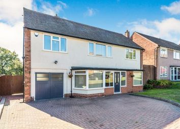 Thumbnail 5 bed detached house for sale in Bryony Road, Bournville, Birmingham, West Midlands
