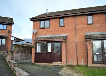 Thumbnail 3 bed semi-detached house to rent in 13, Hawthorn Close, Barnfields, Newtown, Powys