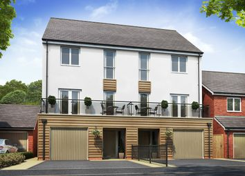Thumbnail 4 bed semi-detached house for sale in Plot 64 Weogoran Park, Whittington Road, Worcester