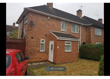 Thumbnail 3 bed semi-detached house to rent in Ainsley Road, Nottingham