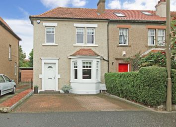 Thumbnail 3 bedroom end terrace house for sale in Saughtonhall Drive, Edinburgh