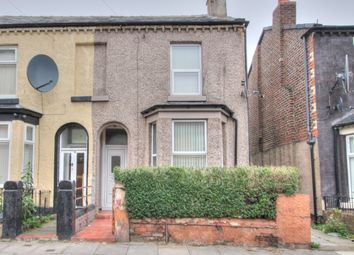 Thumbnail 3 bedroom terraced house for sale in Wordsworth Street, Toxteth, Liverpool