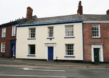 Thumbnail 4 bed property for sale in St. Peter Street, Tiverton