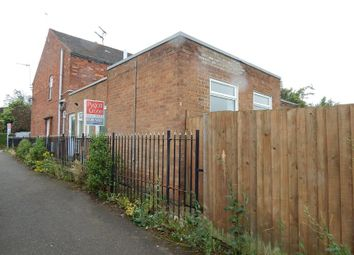 Thumbnail 1 bed maisonette for sale in Flat 3, 1 George Street, Sleaford, Lincolnshire