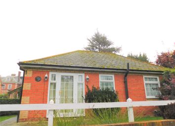 Thumbnail 2 bedroom bungalow for sale in High Oaks, Michael Stowe Drive, Harwich, Essex