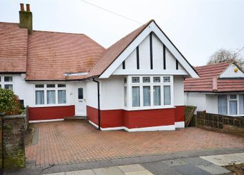 Thumbnail 3 bed semi-detached bungalow for sale in Milton Avenue, Barnet